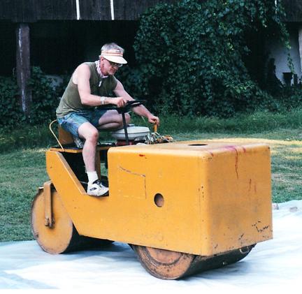 first-steamroller