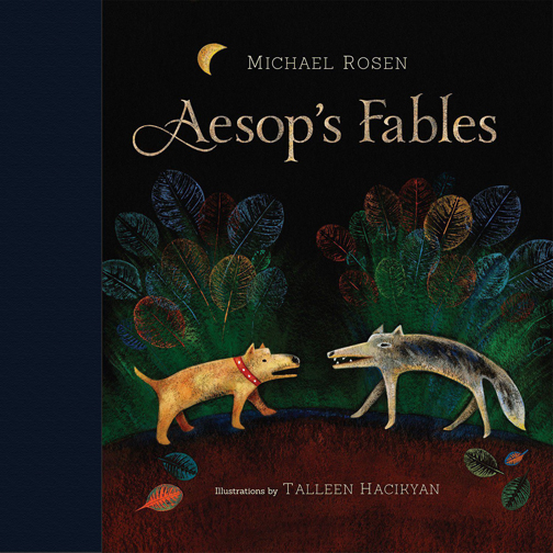Aesop's Fables Wins Gelett Burgess Award web