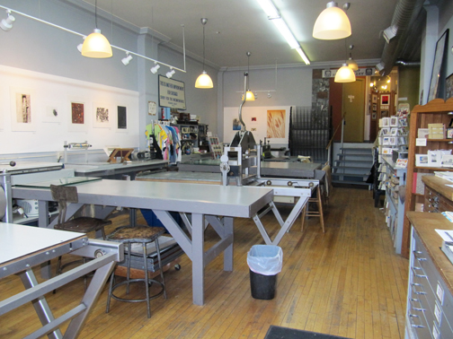 Chicago Printmakers Collaborative.